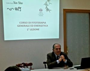 Dr. Carlo Di Stanislao lezione fitoterapia