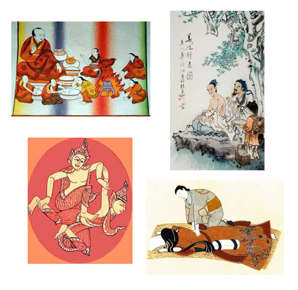 medicine orientali