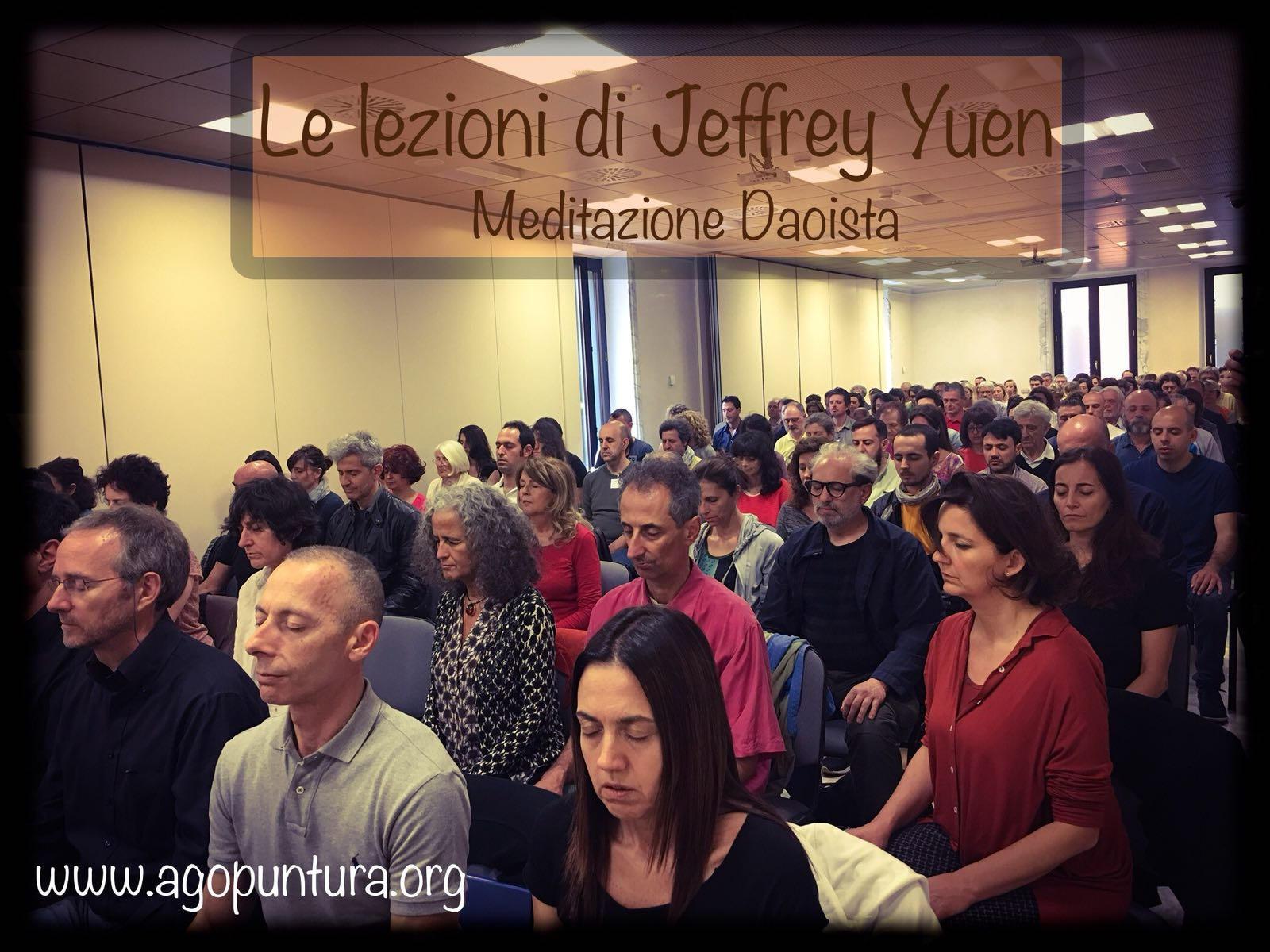 Seminari del Maestro Jeffrey Yuen 2018